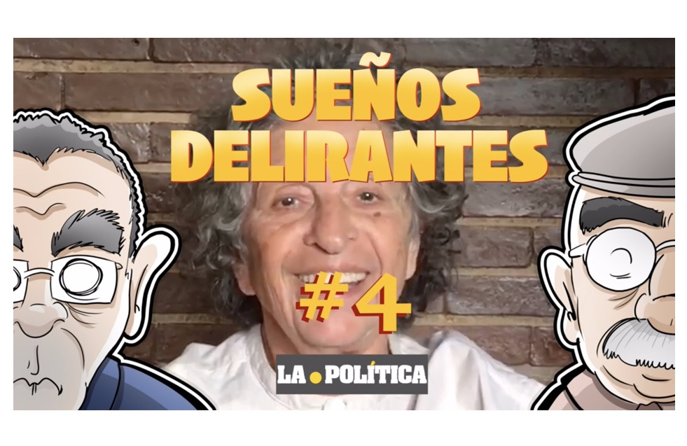 Sueños Delirantes #4 Alberto Ruiz-Gallardón va al cielo ¿Se quedará?