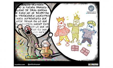 """Tantas polémicas sobre la cabalgata de los""""Reyes Magos"""" y resulta que ni eran reyes, ni eran tres y no se llamaban Melchor Gaspar y Baltasar, eso sí eran """"magos"""""""
