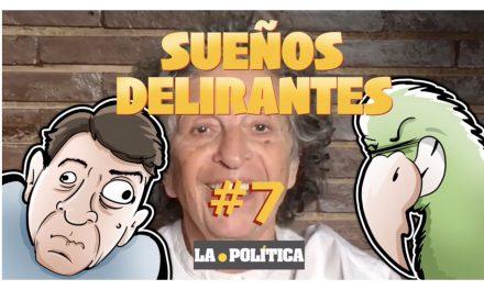Sueños Delirantes #7 El Dioni y el loro