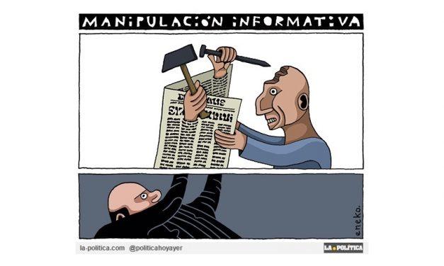 Medios de comunicación, medios de manipulación