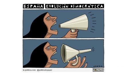 Una democracia de mierda