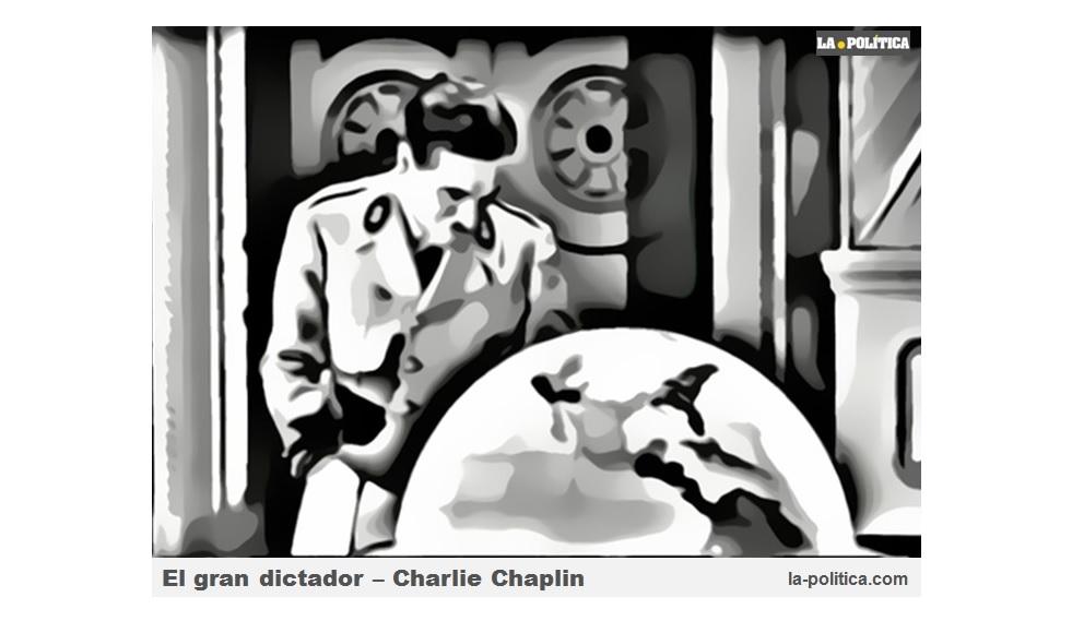 Hoy recordamos al gran actor cómico Charlie Chaplin. ¿Sabías que fue acusado de comunista, entre otras, cosas por escribir una carta a Pablo Picasso?