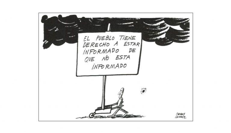 Dimite la editora de TVE en Valencia, Arantxa Torres, por la censura del desprecio de la Secretaria de Estado de Comunicación de Rajoy hacia los pensionistas, por el ya tristemente famoso «os jodéis» Viñeta Chumy Chúmez