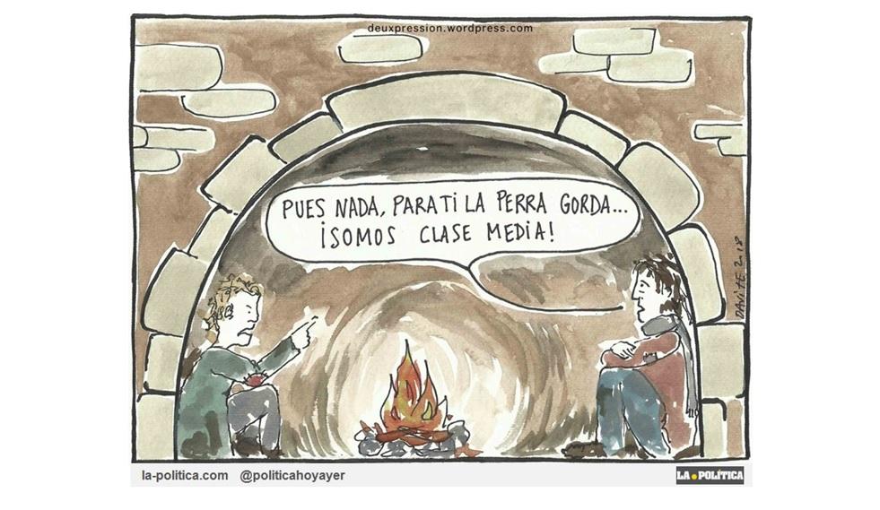 España el país de la Unión Europea con los trabajadores más pobres y el séptimo del mundo. ¡Sí, sí, lo has leído bien, los trabajadores más pobres de la UE y los séptimos del mundo!