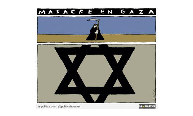 Las respuestas de las autoridades israelíes ante la Masacre en Gaza indignan al mundo, mientras USA amordaza a la ONU