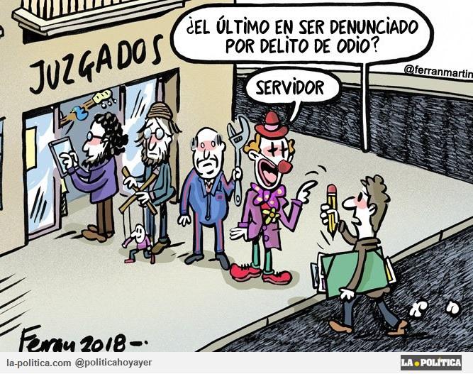 Viñeta Ferran Martín