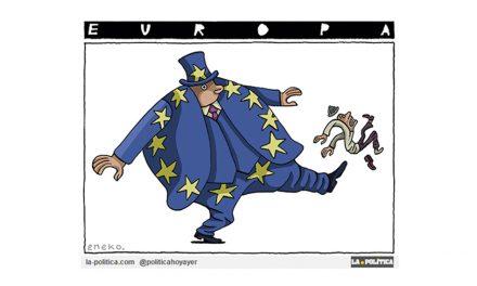 Europa contra los europeos (también)