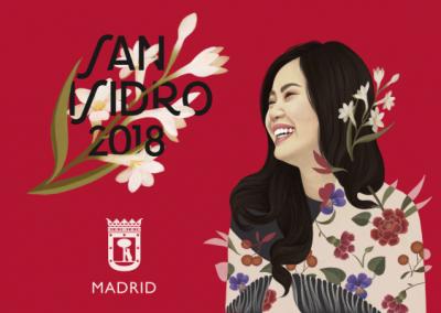 Carteles San Isidro 2018