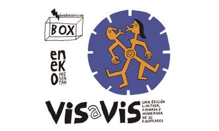 Eneko presenta Vis a Vis