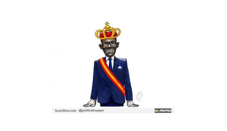 El Último Rey Franquista Artículo y Viñeta #JamónYQueso
