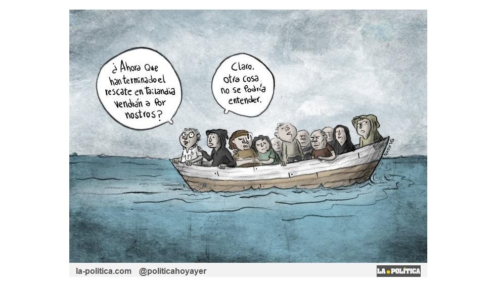 La sociedad civil consigue que el Tribunal Supremo condene al Gobierno de Rajoy por incumplir la cuota de asilo de refugiados en nuestro país que fue asignada por la UE