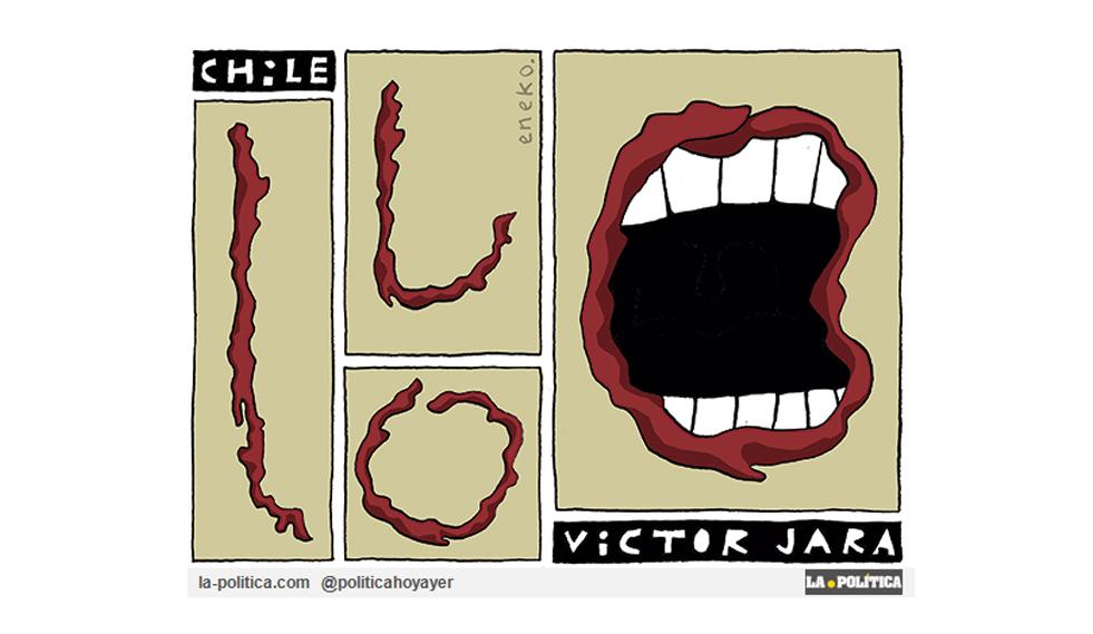 Chile hace Justicia con Víctor Jara, símbolo de la canción protesta en su país y en el mundo entero