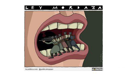 La Ley Mordaza cumple tres años y ni uno más