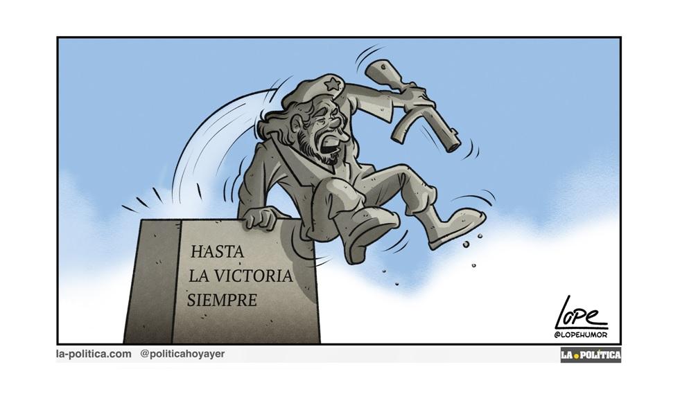 En La Higuera, un 9 de octubre, asesinaron al Che