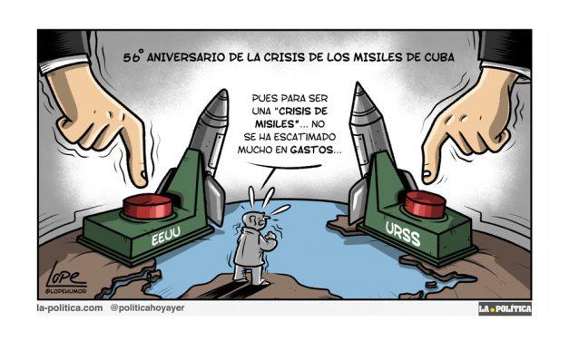 La crisis de los misiles, que conmocionó al mundo