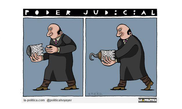 Una Justicia vendida al IBEX, machista y democráticamente regresiva