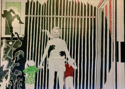Barcelona celebra el 70 aniversario de la Declaración Universal de Derechos Humanos con la obra de Ramón Esono en el metro de Diagonal Artículo Simone Renn