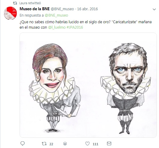 Caricaturas de Laura Luelmo