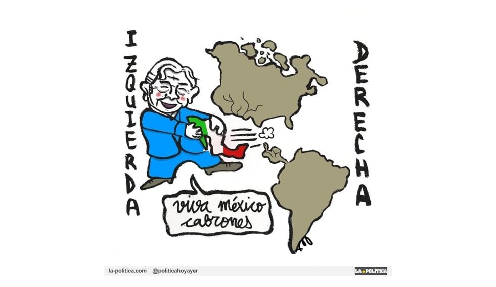 México se mueve a contracorriente
