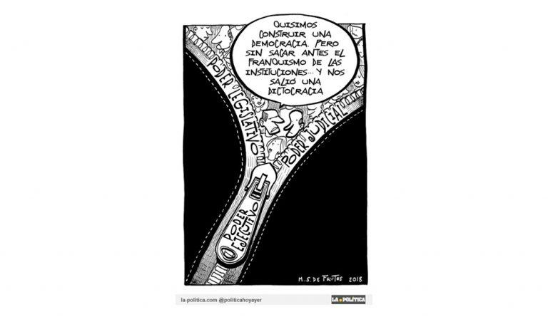 La independencia judicial y el Consejo General del Poder Judicial Viñeta Manuel S. de Frutos Artículo Conrado Galiana