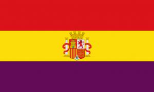 Bandera de España de la República