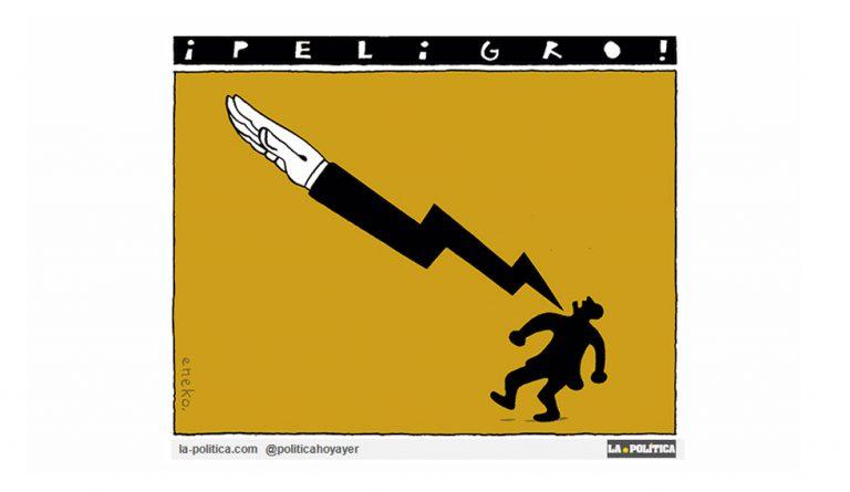 Viñeta eneko. Análisis del voto a Vox en las elecciones autonómicas andaluzas. Causas como la tolerancia al fascismo, el papel de los medios de medios, la abstención.