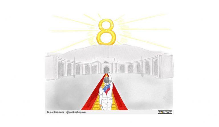 «El oro del Orinoco» Artículo y viñetaRamón Nsé Esono,JamónyQueso