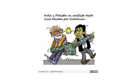 La disputa por Cachemira activa la amenaza nuclear
