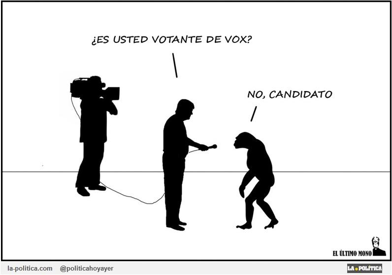 Viñeta El Último Mono