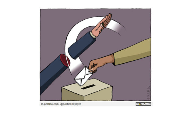 Es el momento. Sal y Vota (II)