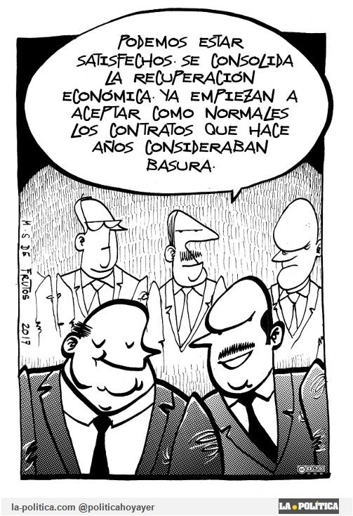 Viñeta Manuel S. de Frutos