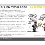23 de mayo 2019 – El Día en Titulares