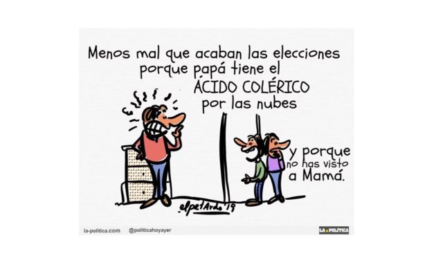 Resumen del resultado de las elecciones municipales, autonómicas y europeas