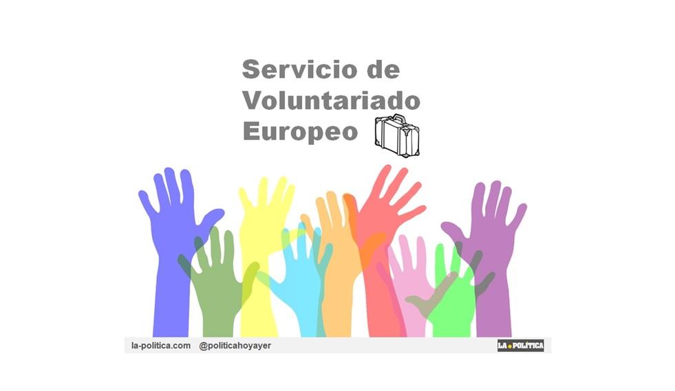 En el Día de Europa descubrimos el Servicio de Voluntariado Europeo: SVE