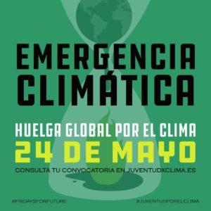 Huelga Emergencia Climática