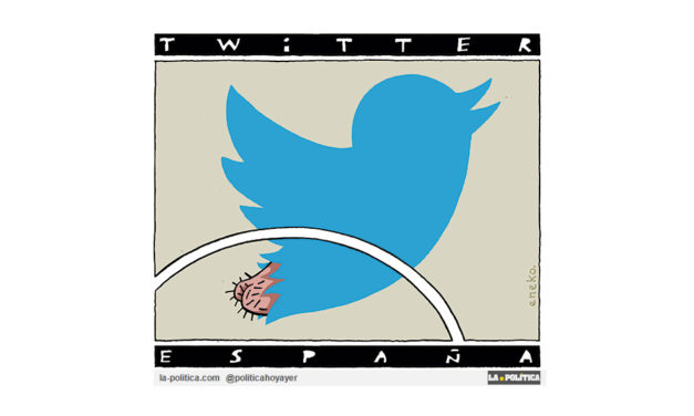 ¿Qué pasa con Twitter en España?