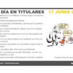 17 de junio 2019 – El Día en Titulares