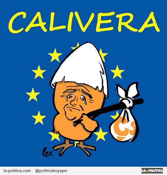Viñeta de Lex - Albert Rivera - Ciudadanos