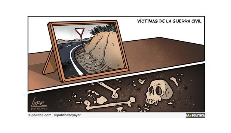 «Julio de 1936 (1); preparando el golpe» Viñeta Lope Artículo Víctor Arrogante