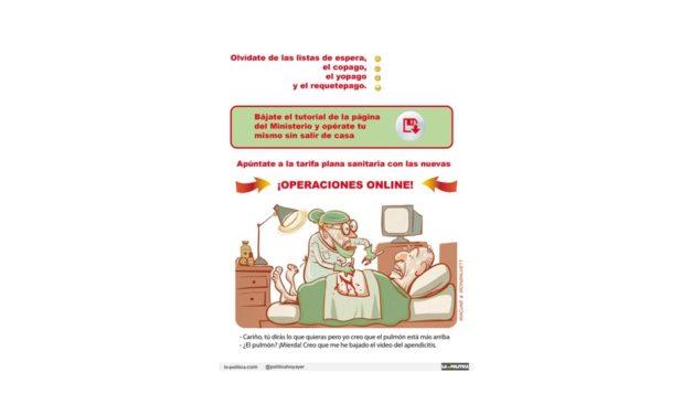 Dos días después de la 81 Marea Blanca en Madrid llega la denuncia de que la sanidad madrileña adjudica el 99,7% de los contratos a dedo