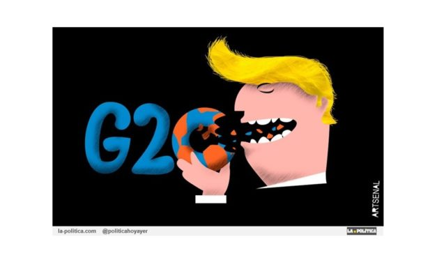G-20: el problema es EEUU