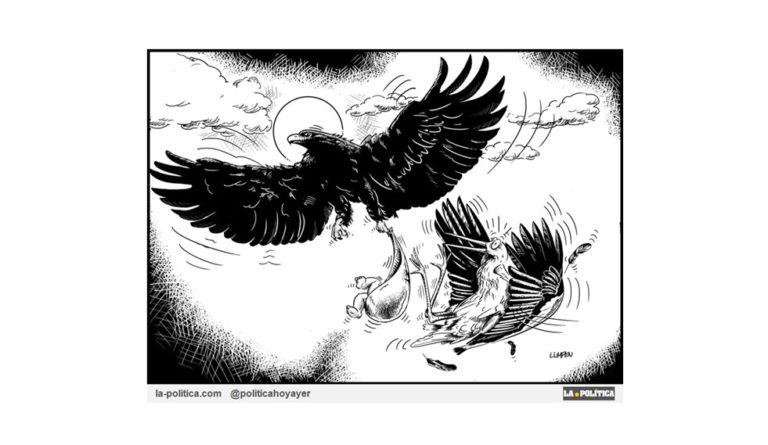 """Los """"Bebés robados"""" durante la dictadura y la democracia encuentran sus orígenes fuera de nuestras fronteras, a través del ADN en laboratorios de EEUU. Viñeta Lumpen Artículo de Pedro Centeno. Introducción Simone Renn"""
