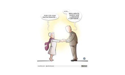 Ha fallecido Ascensión Mendieta, una hija coraje que luchó y venció a la desidia de una democracia desagradecida con las víctimas del franquismo
