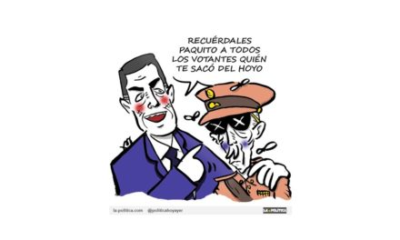 Con la exhumación del dictador no cerramos el círculo democrático, como ha dicho Sánchez en la ONU, es un paso de una larga batalla contra los restos del franquismo en España