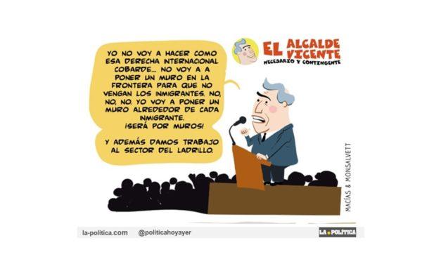 """Vox se encuentra con una réplica inesperada del arzobispo de Madrid: """"El mundo se arregla no construyendo muros, sino haciendo puentes"""""""