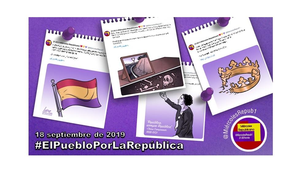 La selección de Miércoles Republicano #ElPuebloPorLaRepública 18 de septiembre de 2019