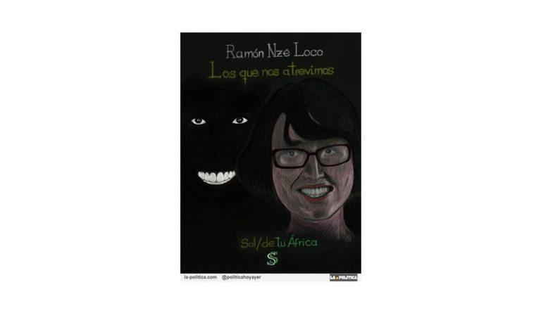 «Los negros no aman» #CartasLocasEsono Artículo y viñetaRamón Nzé Esono,JamónyQueso #RamónEsono #GuineaEcuatorial