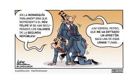 Crónica de la revolución de Octubre en España