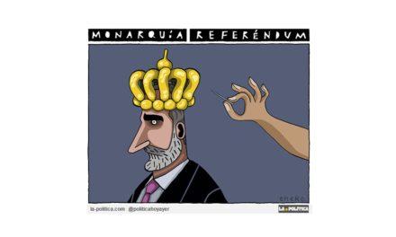 """Se celebrará una """"Consulta Popular Estatal Monarquía o República"""" en el conjunto del Estado el 9 de mayo de 2020"""