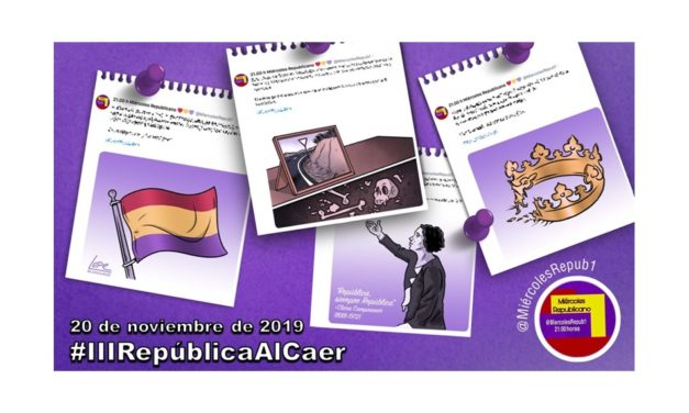 La selección de Miércoles Republicano #IIIRepúblicaAlCaer 20 de noviembre de 2019